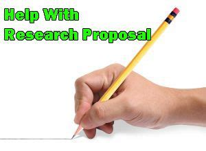 What is the main difference between research proposal and
